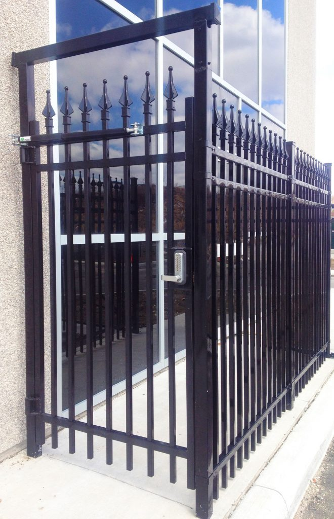 Pedestrian Access Control Advanced Entry Systems