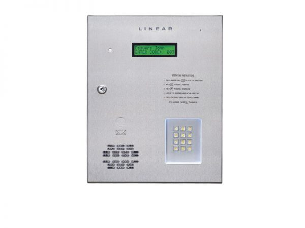 AE-1000PLUS Telephone Entry System