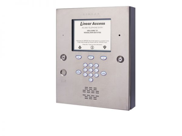 AE-2000PLUS Telephone Entry System
