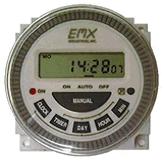 EMX TImer & Back Up