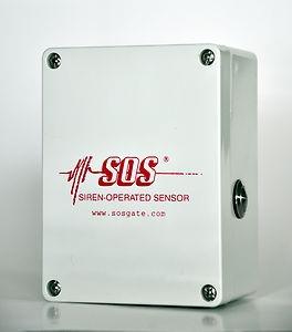 SOS Siren Operated Sensor